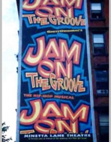 Jam On The Groove